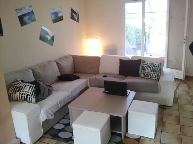 Best house for families with 4 bedrooms in St-Lô !