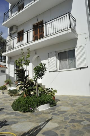 Peaceful studio in Skiathos - Skiathos - Huoneisto