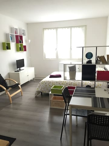 Large studio to 25min from Paris - Brétigny-sur-Orge - อพาร์ทเมนท์