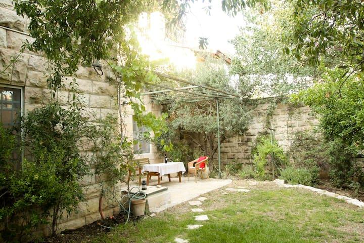 Beautiful  House  in Jerusalem - Jerusalem - Hus