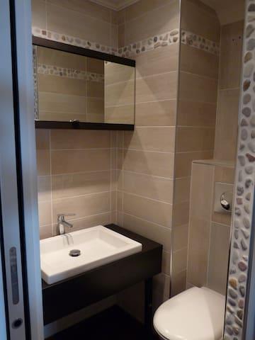 bathroom/ salle de bain
