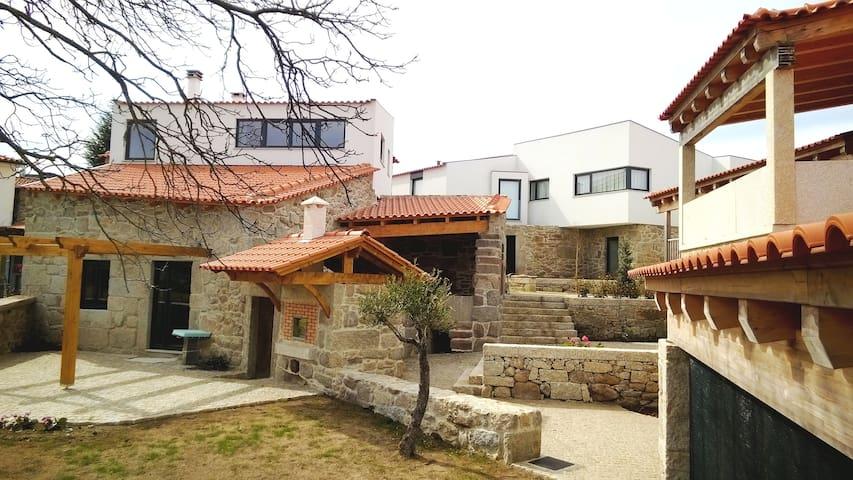 Casas de Campo da Barroca - T1 - Sernancelhe - วิลล่า