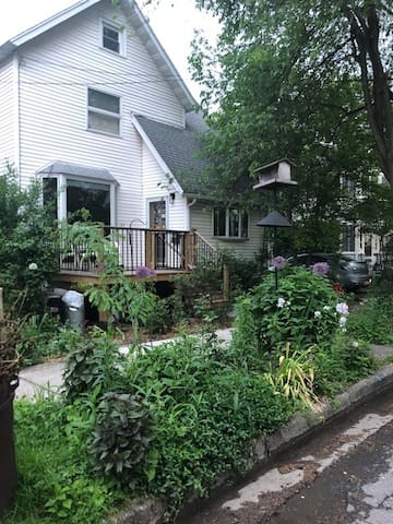 Our Creekside Garden House