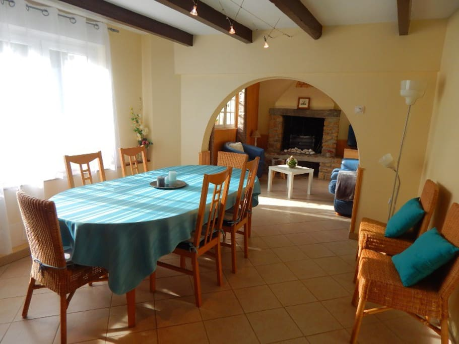 Le g te de agn s houses for rent in la chaise baudouin for 50370 la chaise baudouin