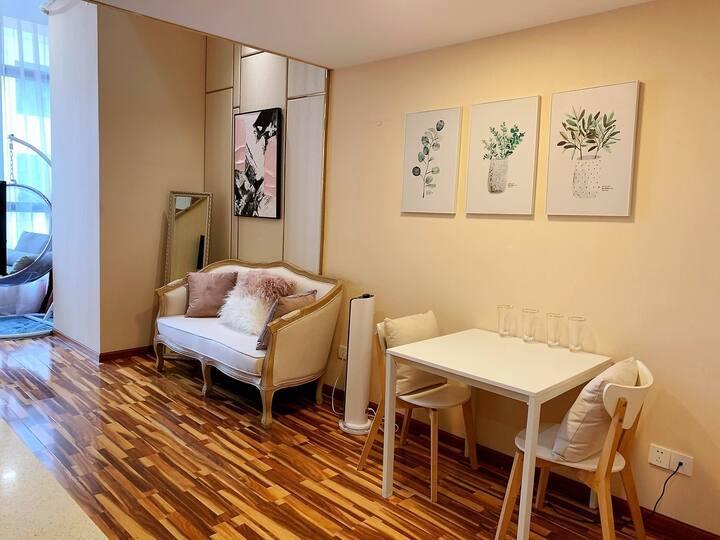 【唯梵.量子态】罗湖口岸|水贝珠宝城loft公寓
