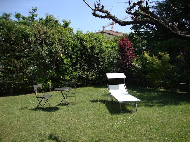 Two bedrooms in the center - Ravenna - Villa