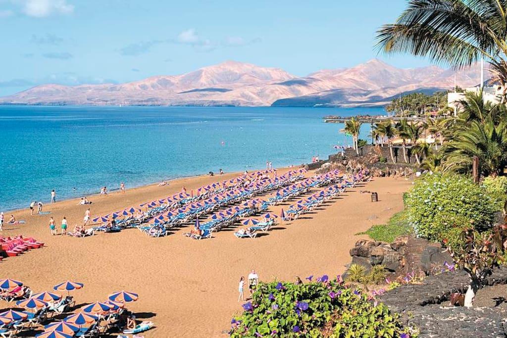 Playa Grande, Your Beach/ Ihr Strand/ Votre plage