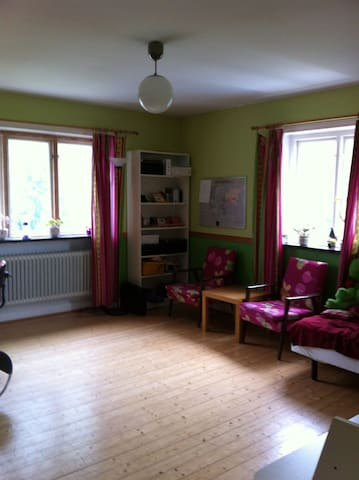 Cozy private room - The Green Room - Burlöv Municipality - House