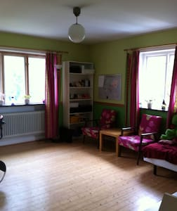 Cozy private room - The Green Room - Burlöv Municipality - 一軒家
