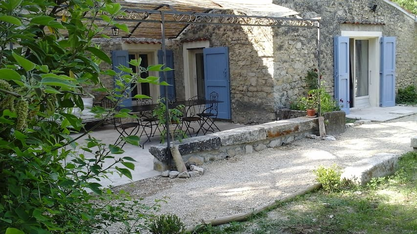 Luxury rebuilt farm in Provence - Dauphin