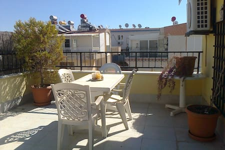 Double Bedroom,  very near  to Altinkum Beach. - Altinkum, Didim - Apartmen