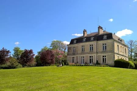 Stunning Chateau and Gatehouse - Saint-Paul-Lizonne - ปราสาท