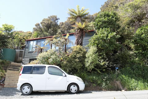 Beech Bach Beachside Haven + Car
