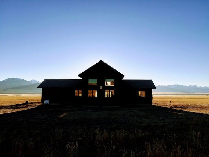 White Heart Lodge of Ennis MT