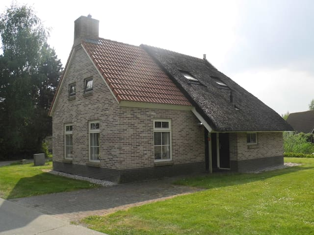 5-person housing (1200 sqft) - Nieuwediep - 獨棟
