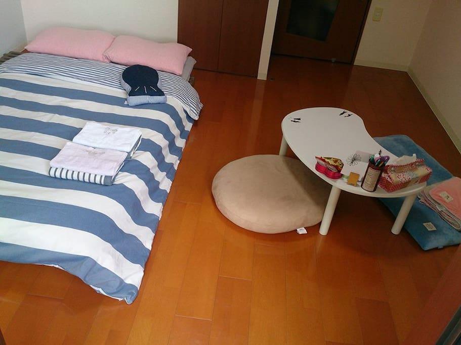 Bed room(Main room)
