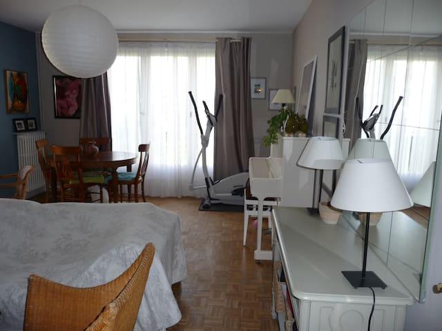 Appartement lumineux a Caen Zenith