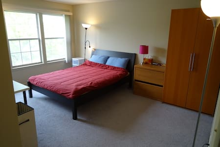 2BR Apt short drive from PU reunion - Princeton