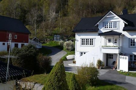 Beautiful Norwegain house - Sykkylven - Talo