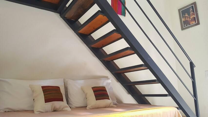 Sofa cama con camas separadas