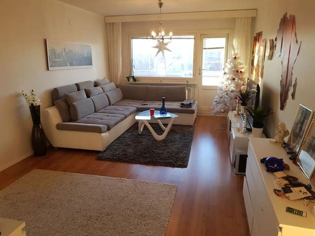 Beautiful furnished two room apartement