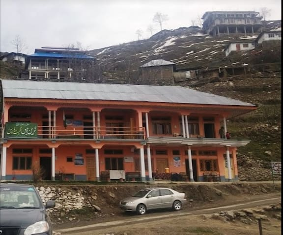 Green Palace Guest House Skiing Resort Malam Jabba