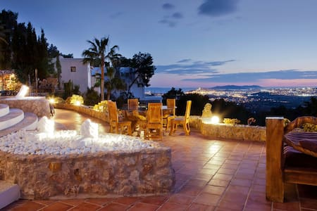luxury Villa in Cana Furnet with amazing view - Ibiza