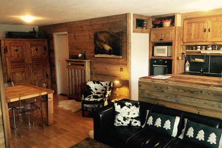 Cosy apartment in center of Crans - Crans-Montana - Apartament