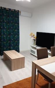 2 Bedroom flat close to Lisbon airport