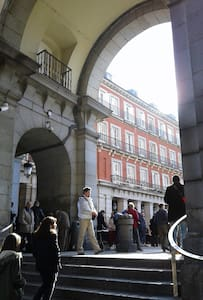 Penthouse in Plaza Mayor with views - Madrid