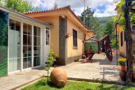 Casa-Bungalow Valle del Jerte - Casas del Castañar