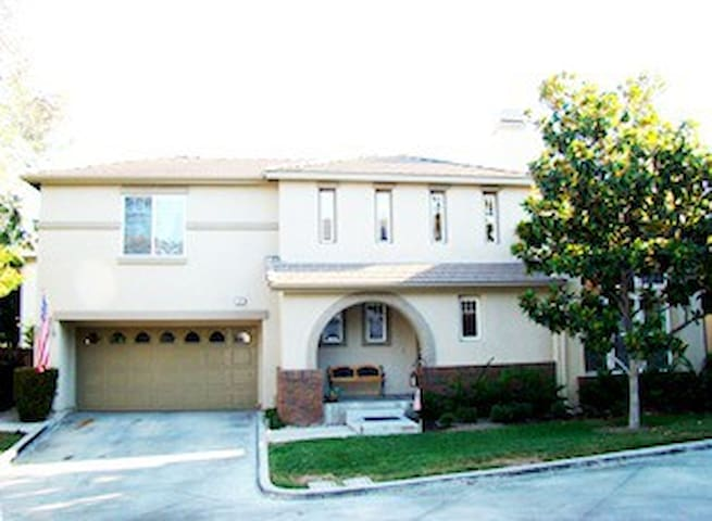 Private room and bath - Ladera Ranch - Casa