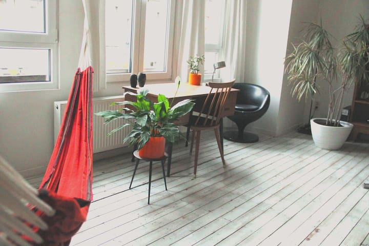 Charm and light!  - Antwerpen - Apartment
