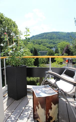 Modern luxury apartment Baden-Baden