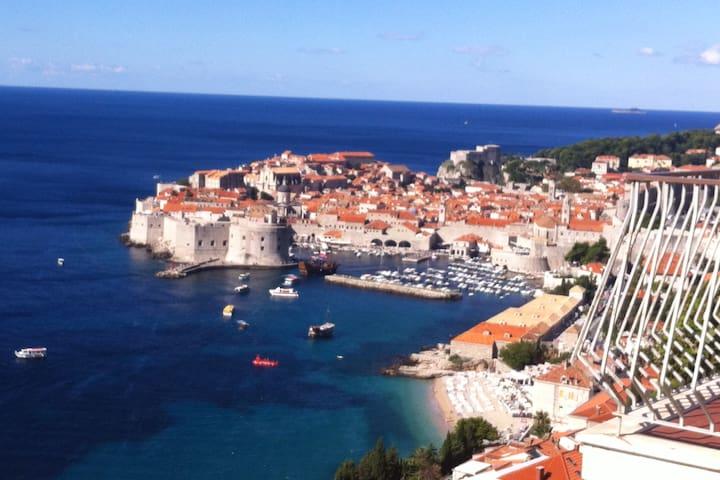 Bella vista - Love - Dubrovnik