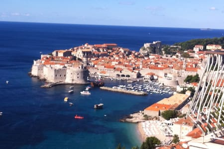 Bella vista - Love - Dubrovnik