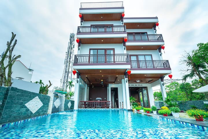 Sic Hoi An boutique Villa & Studio Apartments 3