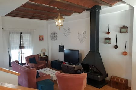 Casa Rural Moderna CASA BLANCA Sierra de Aracena