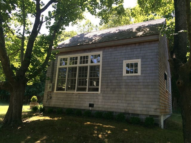 Charming Cottage near Louse point - East Hampton - Huis