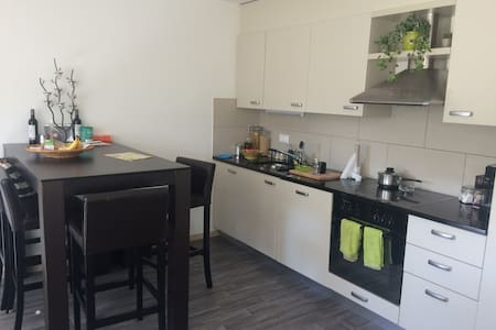 Cute apartment centrally located and 5 min to lake - Saint-Prex - Lejlighed