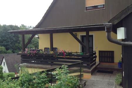 Nice flat own entrance , near Messe Nuremberg - Velden - 公寓