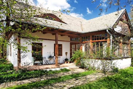 Designer country house  in Hungary - Szirák - Huvila