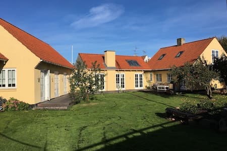 Beautiful spacious house in the heart of Gilleleje - Gilleleje - บ้าน