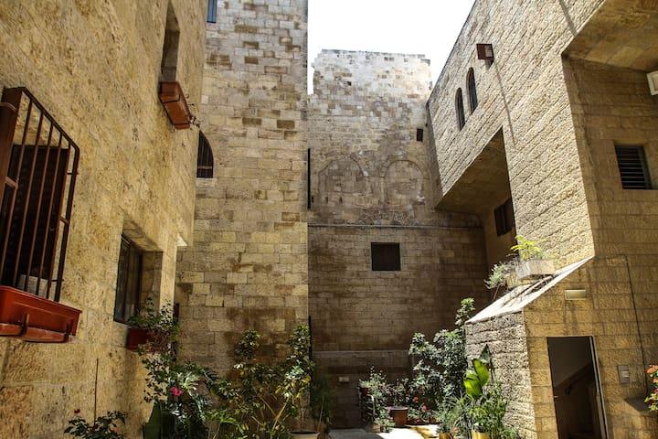 Old City Jewish Quarter Room