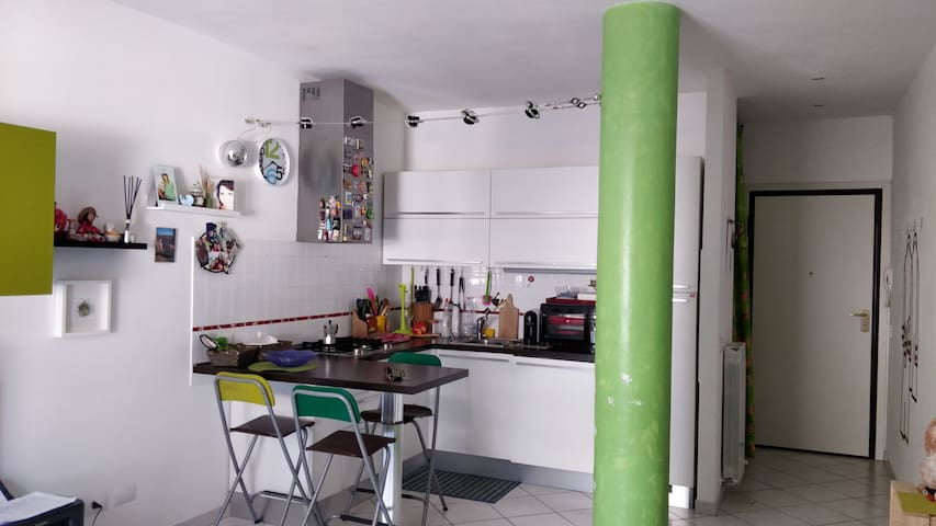 """""""My Place"""" - Cozy flat near Siena"""