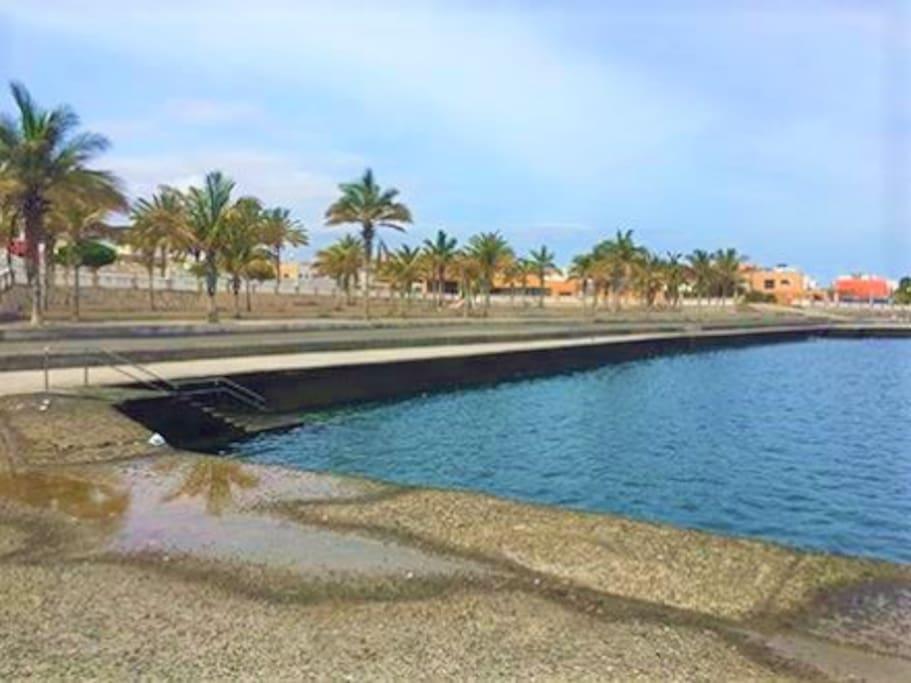 pool in Castillo