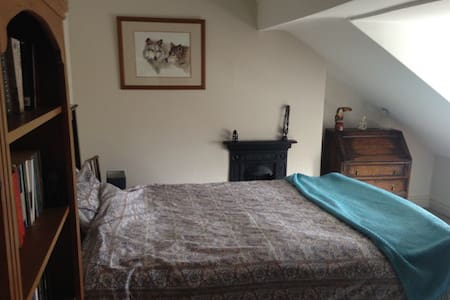 Buxton, large double room in very informal house. - Dom