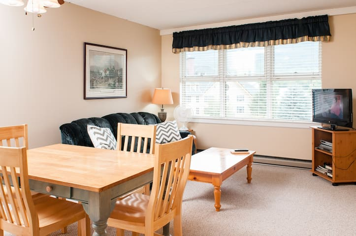 1Br / 1Ba Luxury Condo Hotel: sleeps up to 6 - Waterville Valley