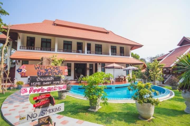 6Bedrooms Pool Villa near NightSafari &Royal Flora