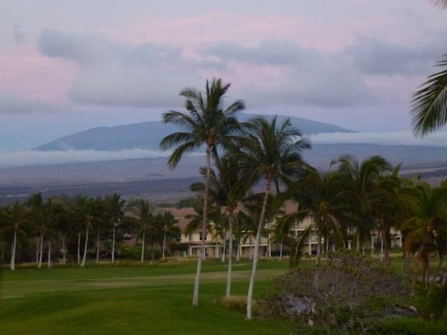 Top floor condo - Waikoloa Village - Daire